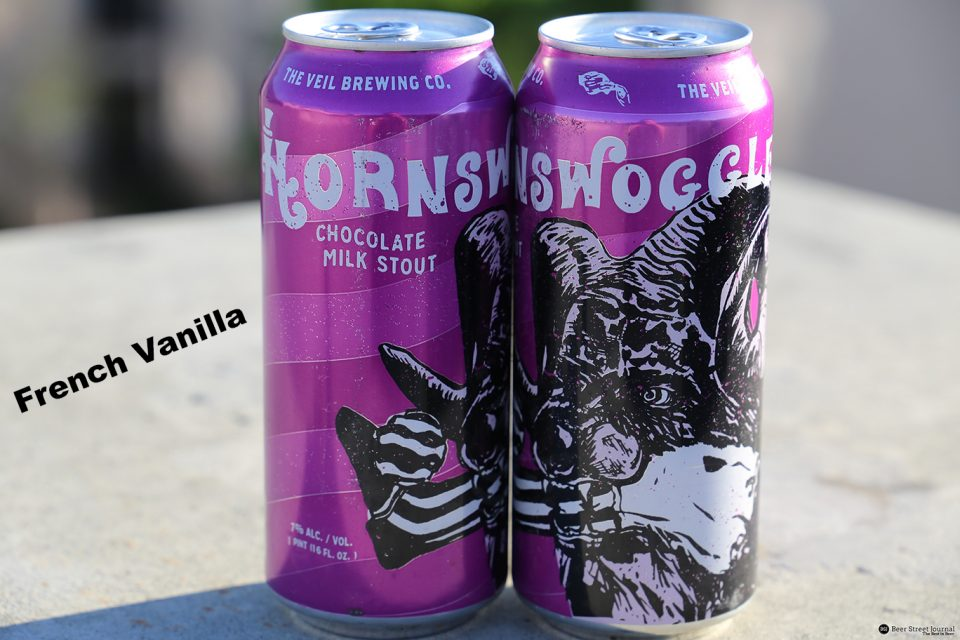 The Veil Brewing French Vanilla Hornswoggler
