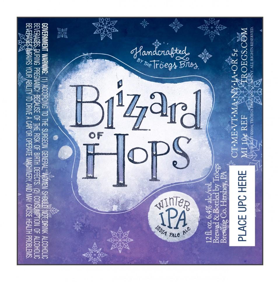 Troegs Blizzard of Hops