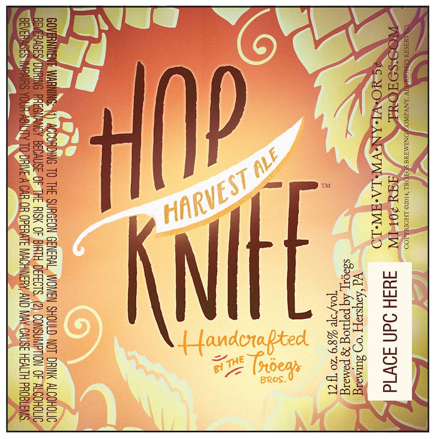Troegs Hop Knife