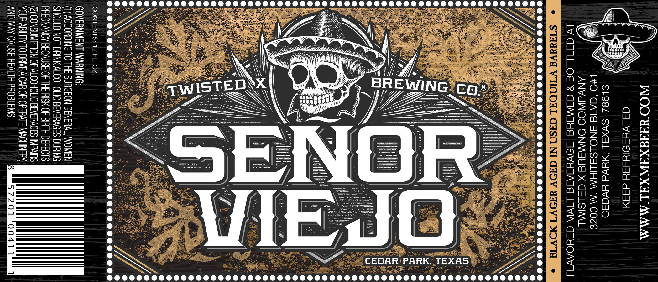 Twisted X Senor Viejo