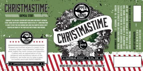Upper Hand Christmastime