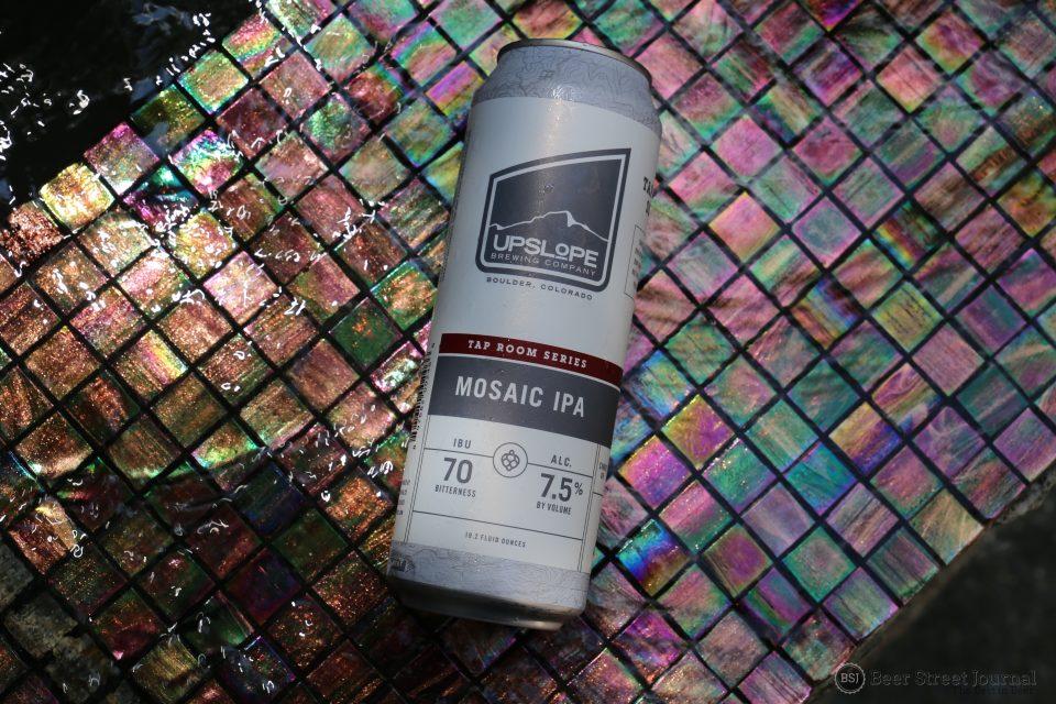 Upslope Mosaic IPA