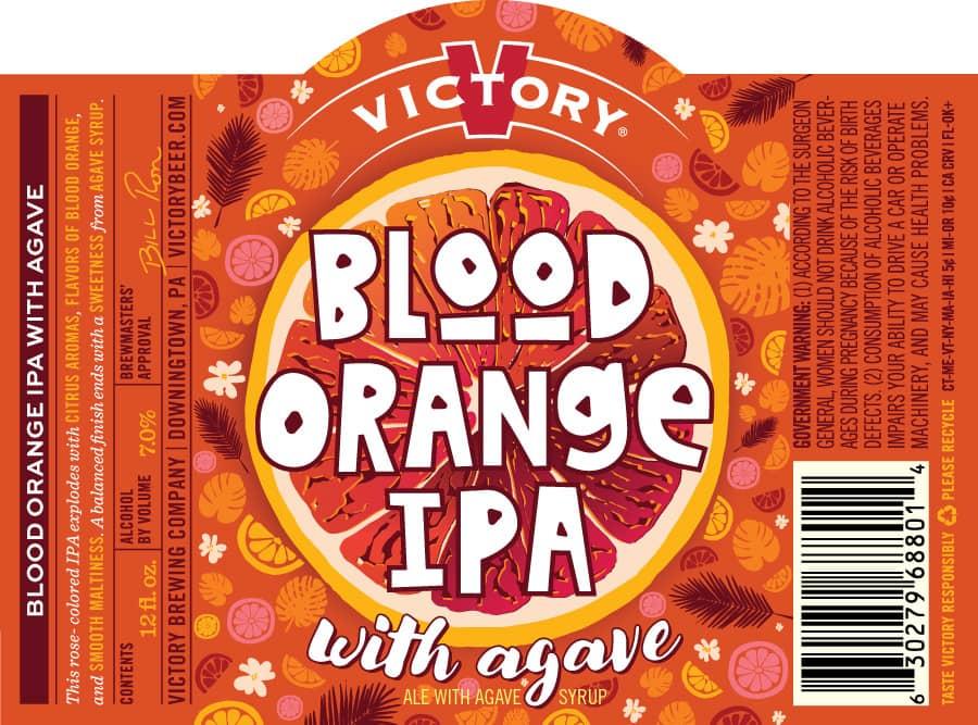 Victory Blood Orange IPA