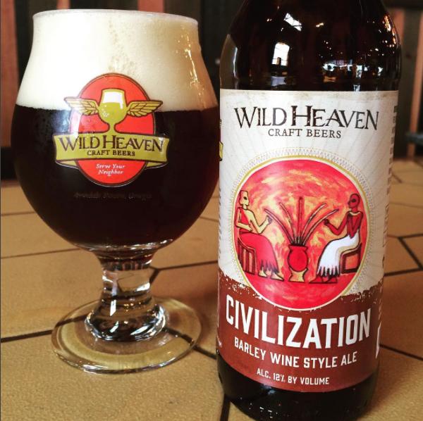 Wild Heaven Civilization bottles