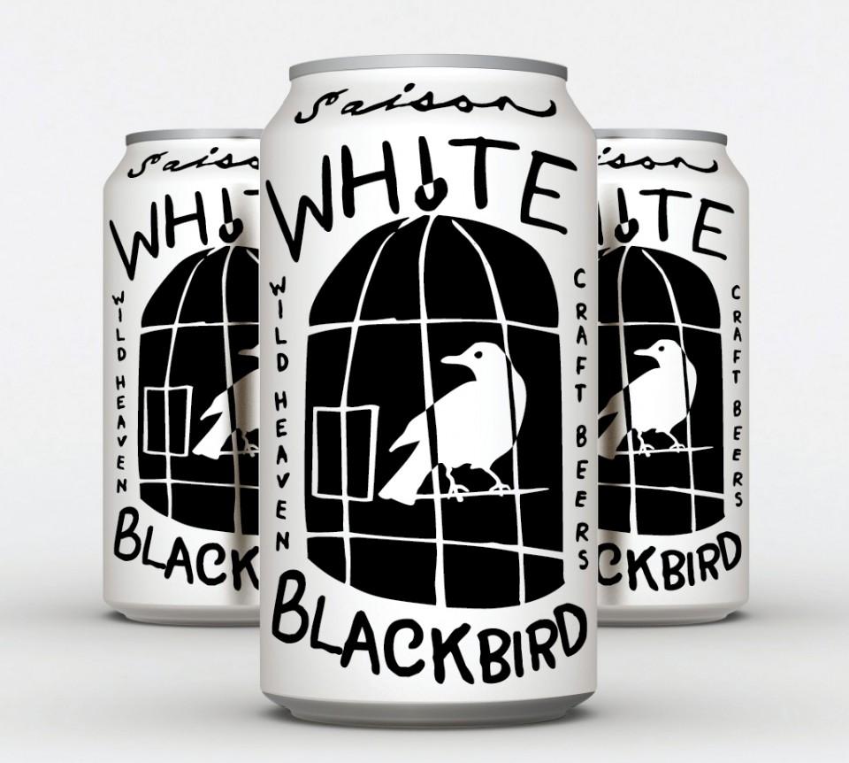 Wild Heaven White Blackbird Cans