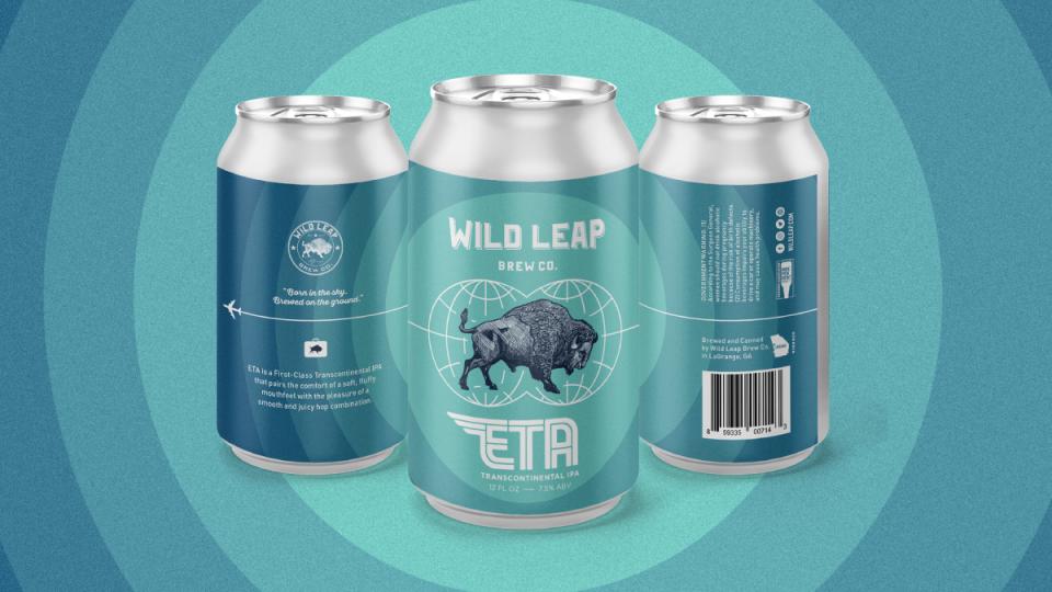 Wild Leap ETA IPA