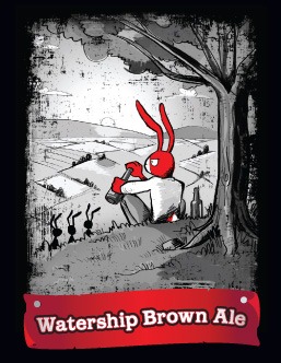 Red Hare Watership Brown