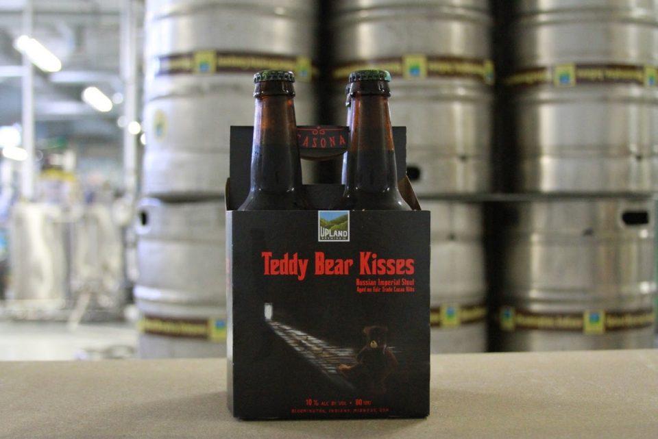 Upland Brewing Teddy Bear Kisses